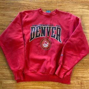 Vintage University of Denver Sweatshirt